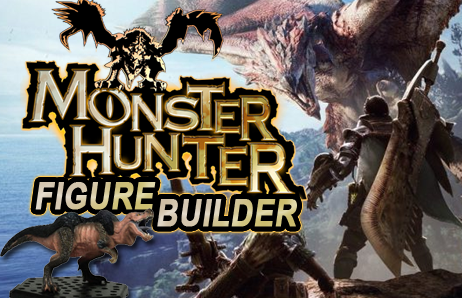 Monster Hunter Figure Builder